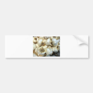 Healthy Garlic Bumper Sticker