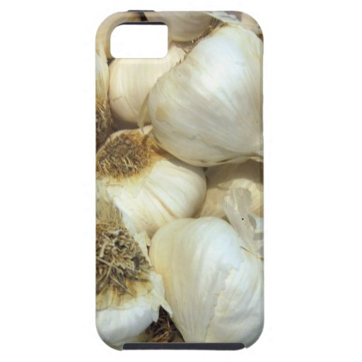 Healthy Garlic iPhone 5 Cover