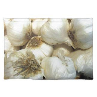 Healthy Garlic Placemat