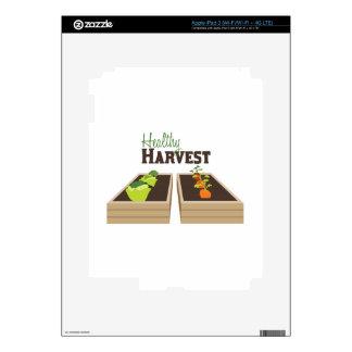 Healthy Harvest iPad 3 Skin