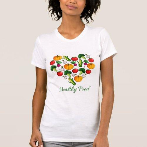 Healthy Heart T_Shirt