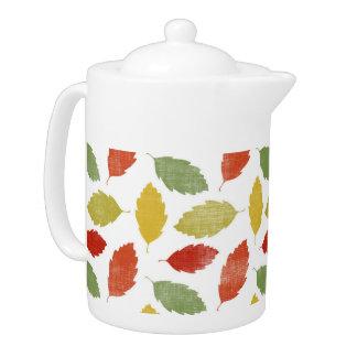 Healthy Innovative Creative Thoughtful Teapot