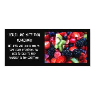 Healthy invites