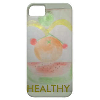 HEALTHY iPhone SE/5/5s CASE