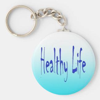 Healthy life Keychain