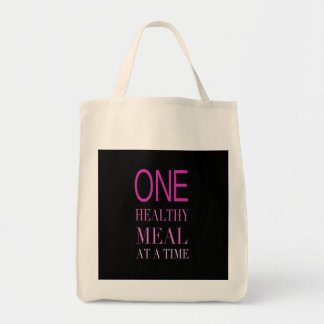 Healthy Meal Grocery Tote
