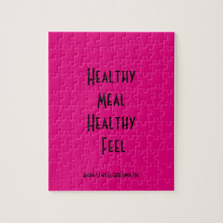 Healthy Meal Jigsaw Puzzles