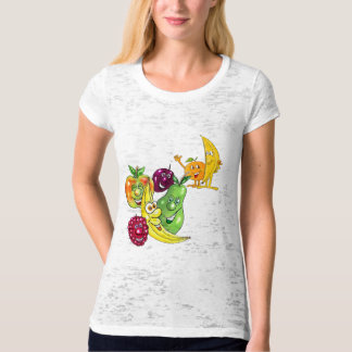 Healthy Nutritional Fruit T-Shirt