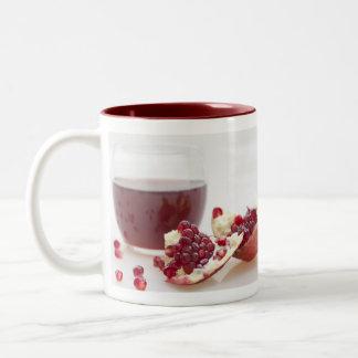 Healthy Pomegranate Juice Mug