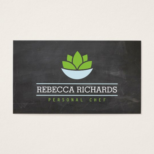 Catering Business Cards & Templates | Zazzle