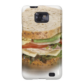 Healthy sandwich samsung galaxy s cover