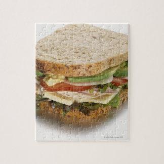 Healthy sandwich jigsaw puzzle