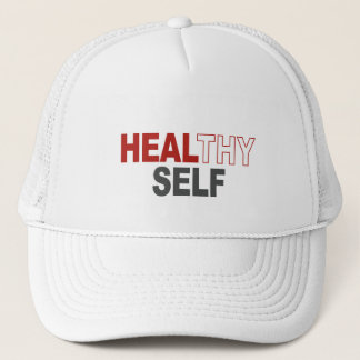 Healthy Self Trucker Hat
