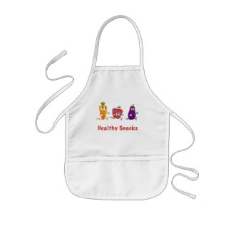 Healthy Snacks Kids' Apron