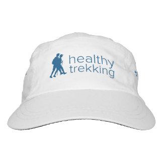Healthy Trekking Indigo Logo Active Hat