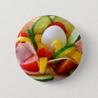 Healthy Vegan Breakfast Button