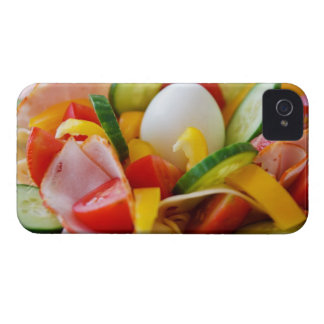 Healthy Vegan Breakfast iPhone 4 Covers
