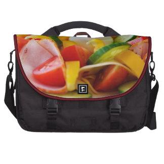 Healthy Vegan Breakfast Commuter Bag