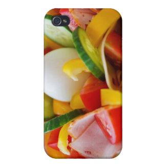 Healthy Vegan Breakfast iPhone 4/4S Covers