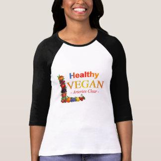 Healthy Vegan T-Shirt