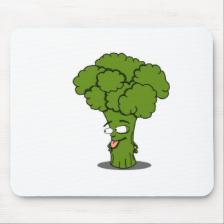 Healthy Vegetable Broccoli Mouse Pad