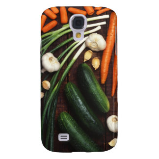 Healthy Vegetables Galaxy S4 Case
