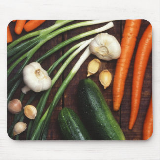 Healthy Vegetables Mouse Pad