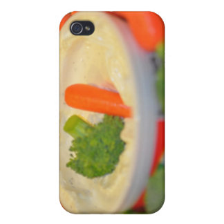 Healthy Vegetables Photograph iPhone 4 Case