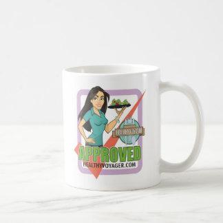 Healthy Voyager Approved Mug