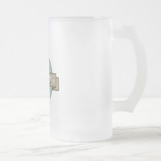 Healthy Voyager Frosted Mug
