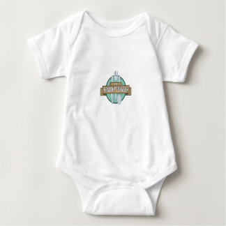 Healthy Voyager Logo Baby Tee