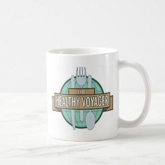 Healthy Voyager Logo Mug