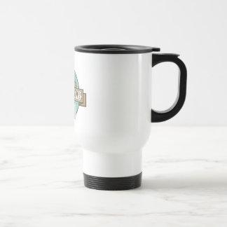 Healthy Voyager Logo Travel Mug