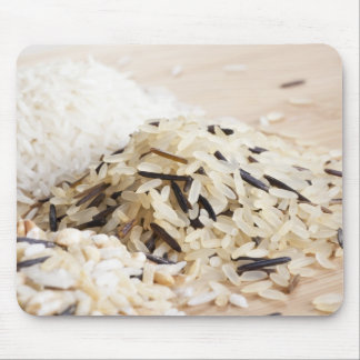 Healthy Wild Rice Mousepad