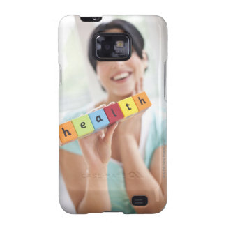 Healthy young woman, conceptual image. samsung galaxy s covers