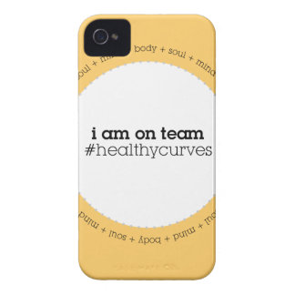#HealthyCurves Iphone4 Case
