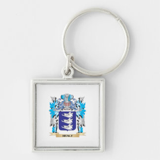 Healy Coat of Arms - Family Crest Keychains