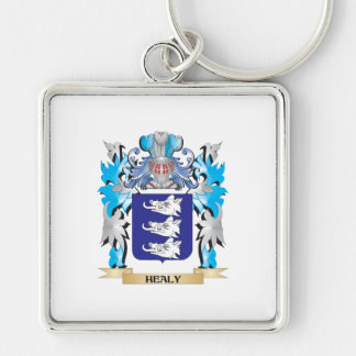 Healy Coat of Arms - Family Crest Key Chain