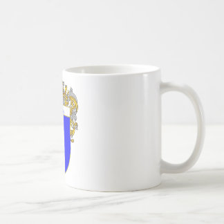 Healy Coat of Arms (Mantled) Mugs