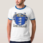 Healy Coat of Arms Tshirts