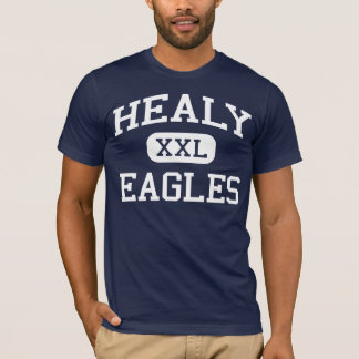 Healy - Eagles - Healy High School - Healy Kansas T-Shirt