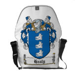 Healy Family Crest Courier Bags