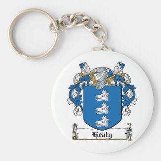 Healy Family Crest Keychains