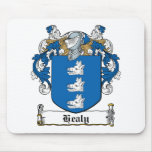 Healy Family Crest Mouse Pad