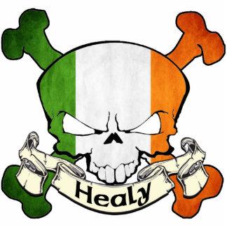 Healy Irish Skull Cutout