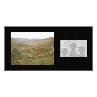 Healy Pass, Beara Peninsula, Ireland. Card