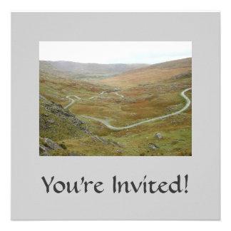 Healy Pass, Beara Peninsula, Ireland. Custom Announcements