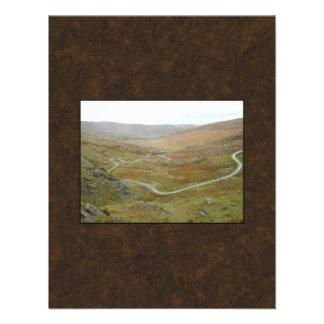 Healy Pass, Beara Peninsula, Ireland. Personalized Invites