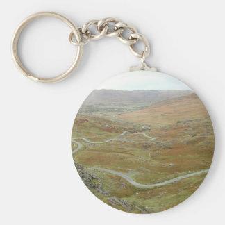 Healy Pass Beara Peninsula Ireland Keychains
