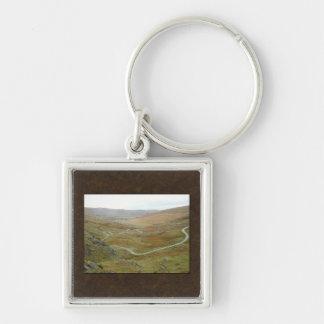 Healy Pass Beara Peninsula Ireland Keychain
